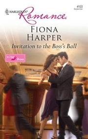 Invitation to the Boss's Ball ebook by Fiona Harper