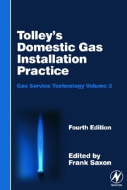 Tolley's Domestic Gas Installation Practice ebook by John Hazlehurst