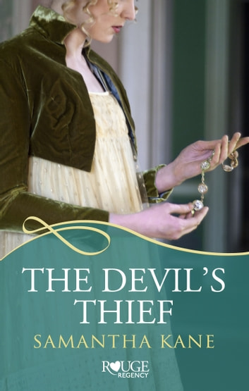 The Devil's Thief: A Rouge Regency Romance ebook by Samantha Kane