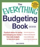 The Everything Budgeting Book ebook by Tere Stouffer