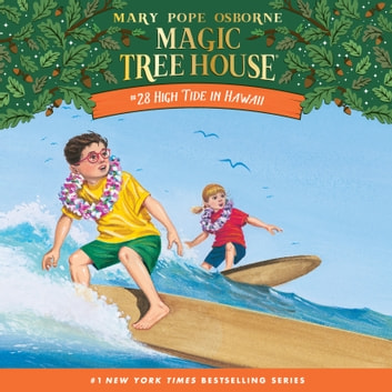 High Tide in Hawaii audiobook by Mary Pope Osborne