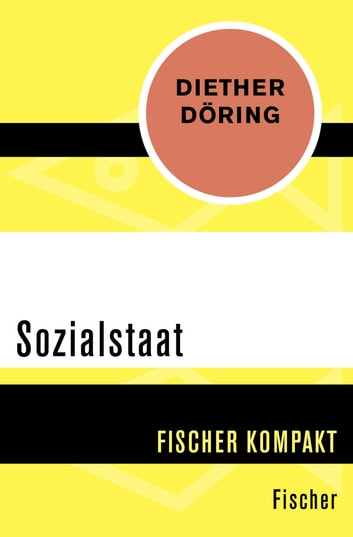 Sozialstaat ebook by Diether Döring