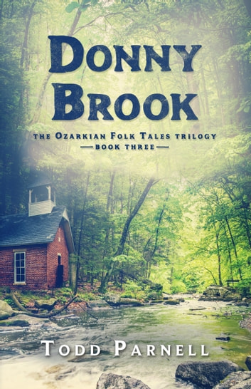 Donny Brook ebook by Todd Parnell