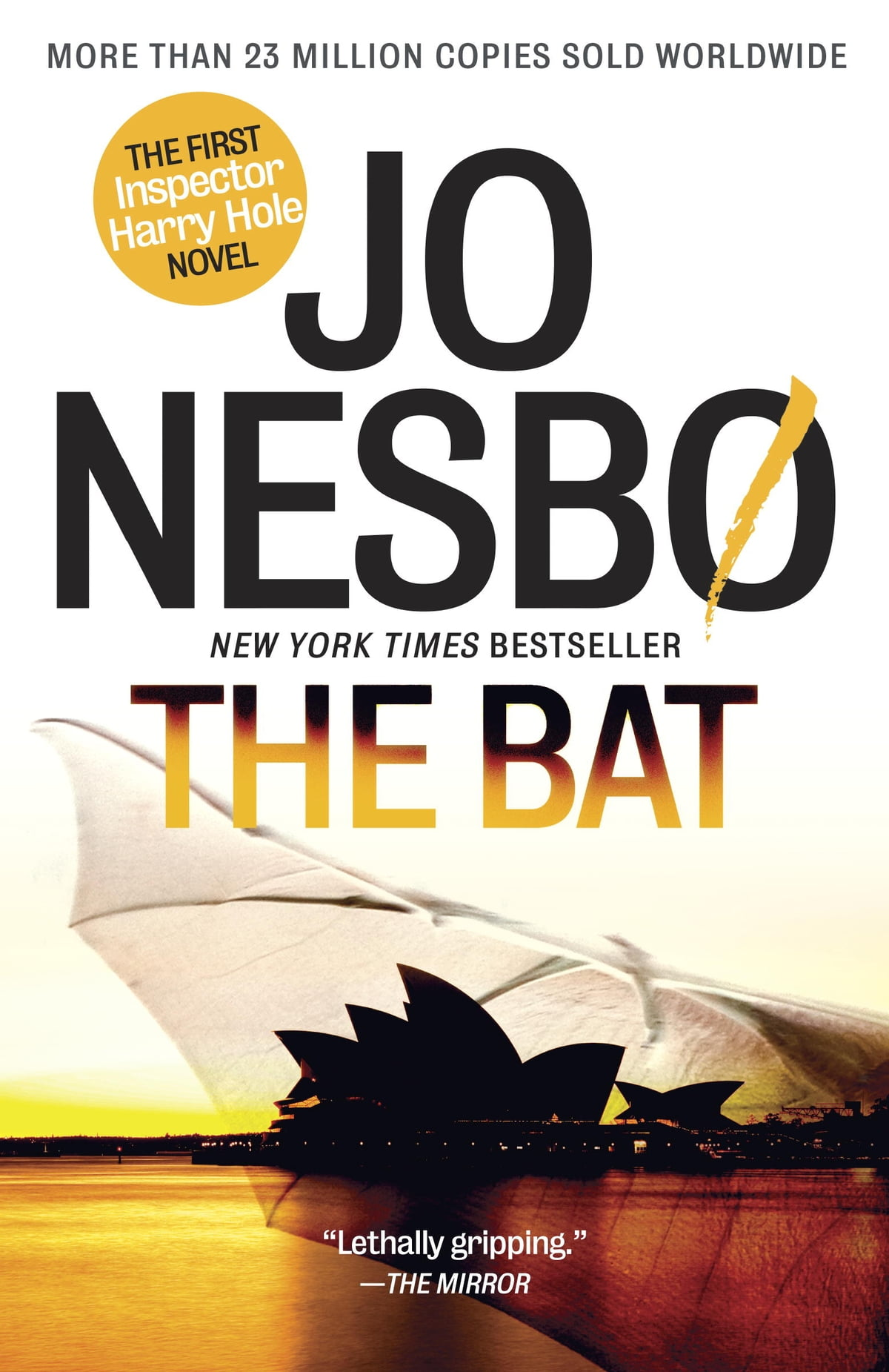 The Bat  A Harry Hole Novel (1) Ebook By Jo Nesbo