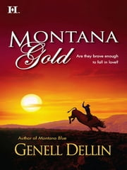Montana Gold ebook by Genell Dellin