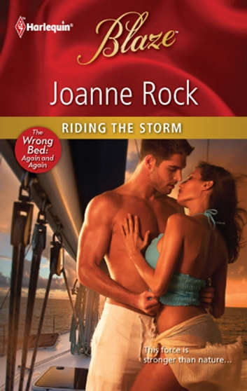 Riding the Storm ebook by Joanne Rock
