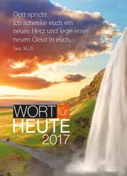 Wort für heute 2017 ebook by Kobo.Web.Store.Products.Fields.ContributorFieldViewModel