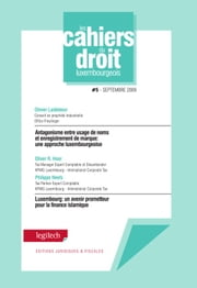 Cahier du droit luxembourgeois n°5 - Cahier ebook by Kobo.Web.Store.Products.Fields.ContributorFieldViewModel