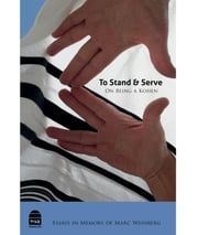 To Stand and Serve ebook by Koren Publishers Jerusalem