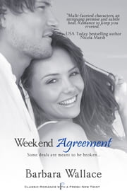 Weekend Agreement ebook by Barbara Wallace
