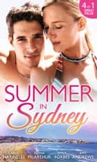 Summer in Sydney: Cort Mason - Dr Delectable / Survival Guide to Dating Your Boss / Breaking Her No-Dates Rule / Waking Up With Dr Off-Limits (Mills & Boon M&B) eBook by Carol Marinelli, Fiona McArthur, Emily Forbes,...