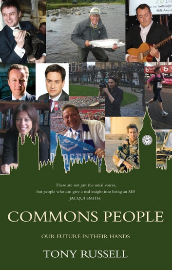 Commons People - Our Future In Their Hands ebook by Tony Russell