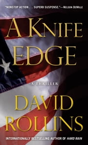 A Knife Edge ebook by David Rollins
