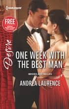One Week with the Best Man - Reclaimed by the Rancher ebook by Andrea Laurence, Janice Maynard