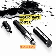 words have power ebook by manel baali