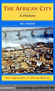 The African City ebook by Freund,Bill