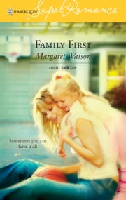 Family First ebook by Margaret Watson
