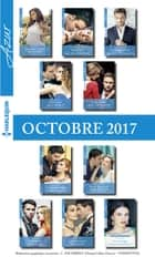 10 romans Azur (nº3875 à 3884-Octobre 2017) ebook by Collectif