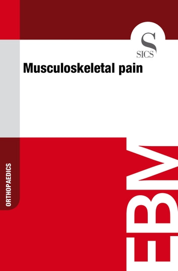 Musculoskeletal Pain ebook by Sics Editore