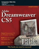 Adobe Dreamweaver CS5 Bible ebook by Joseph Lowery