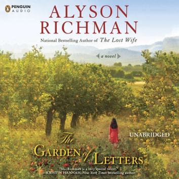 The Garden of Letters audiobook by Alyson Richman
