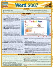 Word 2007 ebook by BarCharts,Inc