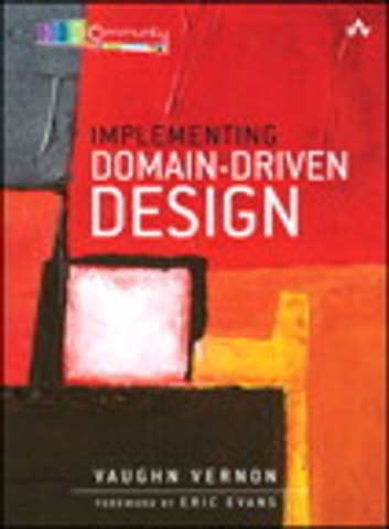 Implementing Domain-Driven Design ekitaplar by Vaughn Vernon
