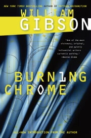 Burning Chrome ebook by William Gibson