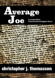 Average Joe ebook by Christopher J. Thomasson