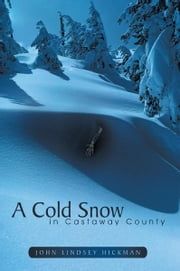 A Cold Snow in Castaway County ebook by John Lindsey Hickman