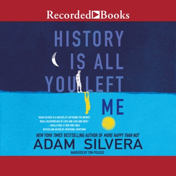 History Is All You Left Me Audiobook By Adam Silvera 9781501938986