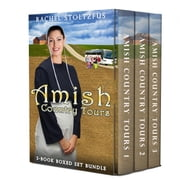 Amish Country Tours 3-Book Boxed Set Bundle - Amish Country Tours, Amish Romance Series An Amish of Lancaster County Saga ebook by Rachel Stoltzfus