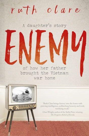 Enemy ebook by Ruth Clare