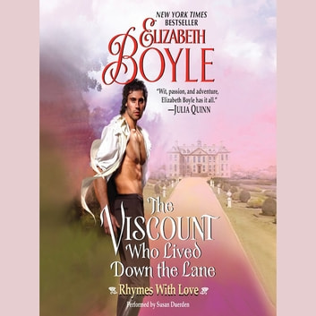 The Viscount Who Lived Down the Lane - Rhymes With Love audiobook by Elizabeth Boyle