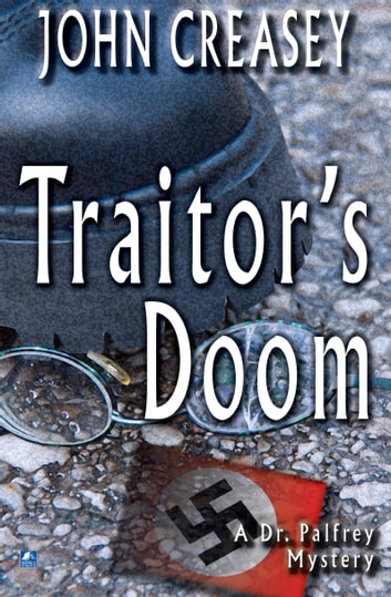 Traitor's Doom ebook by John Creasey