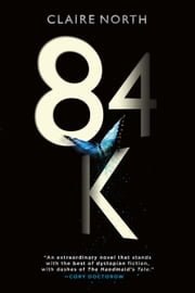 84K ebook by Claire North