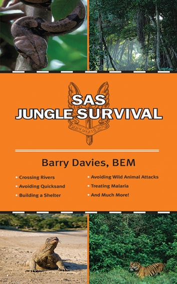 SAS Jungle Survival ebook by Barry Davies