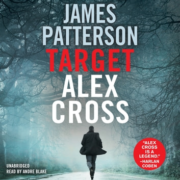 Target: Alex Cross audiobook by James Patterson