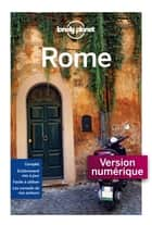Rome Cityguide 9ed ebook by LONELY PLANET