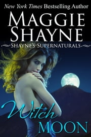 Witch Moon ebook by Maggie Shayne
