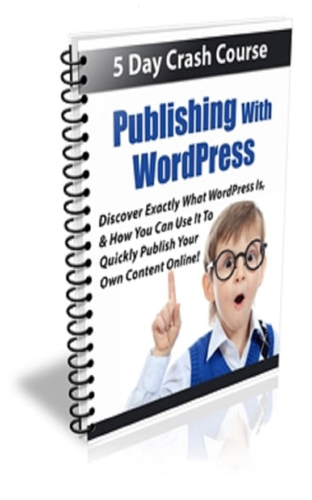 How To Publishing With WordPress ebook by Jimmy  Cai