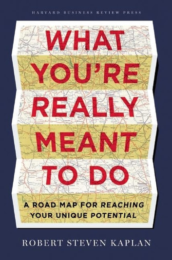 What You're Really Meant to Do - A Road Map for Reaching Your Unique Potential ebook by Robert Steven Kaplan