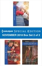 Harlequin Special Edition November 2018 - Box Set 2 of 2 - The Majors' Holiday Hideaway\An Unexpected Christmas Baby\The Sergeant's Christmas Mission 電子書 by Caro Carson, Tara Taylor Quinn, Joanna Sims
