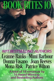 Book Bites 10 - Book Bites, #10 ebook by Mimi Barbour, Donna Fasano, Mona Risk,...