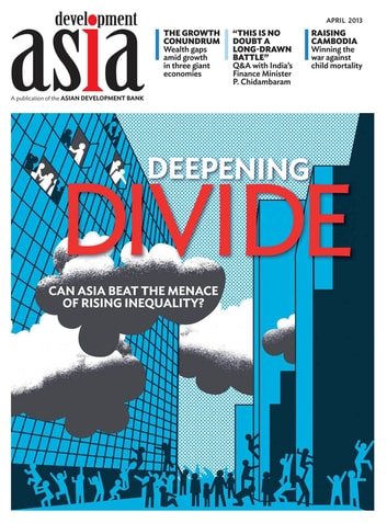 Development Asia—Deepening Divide: Can Asia Beat the Menace of Rising Inequality? - April 2013 ebook by Asian Development Bank