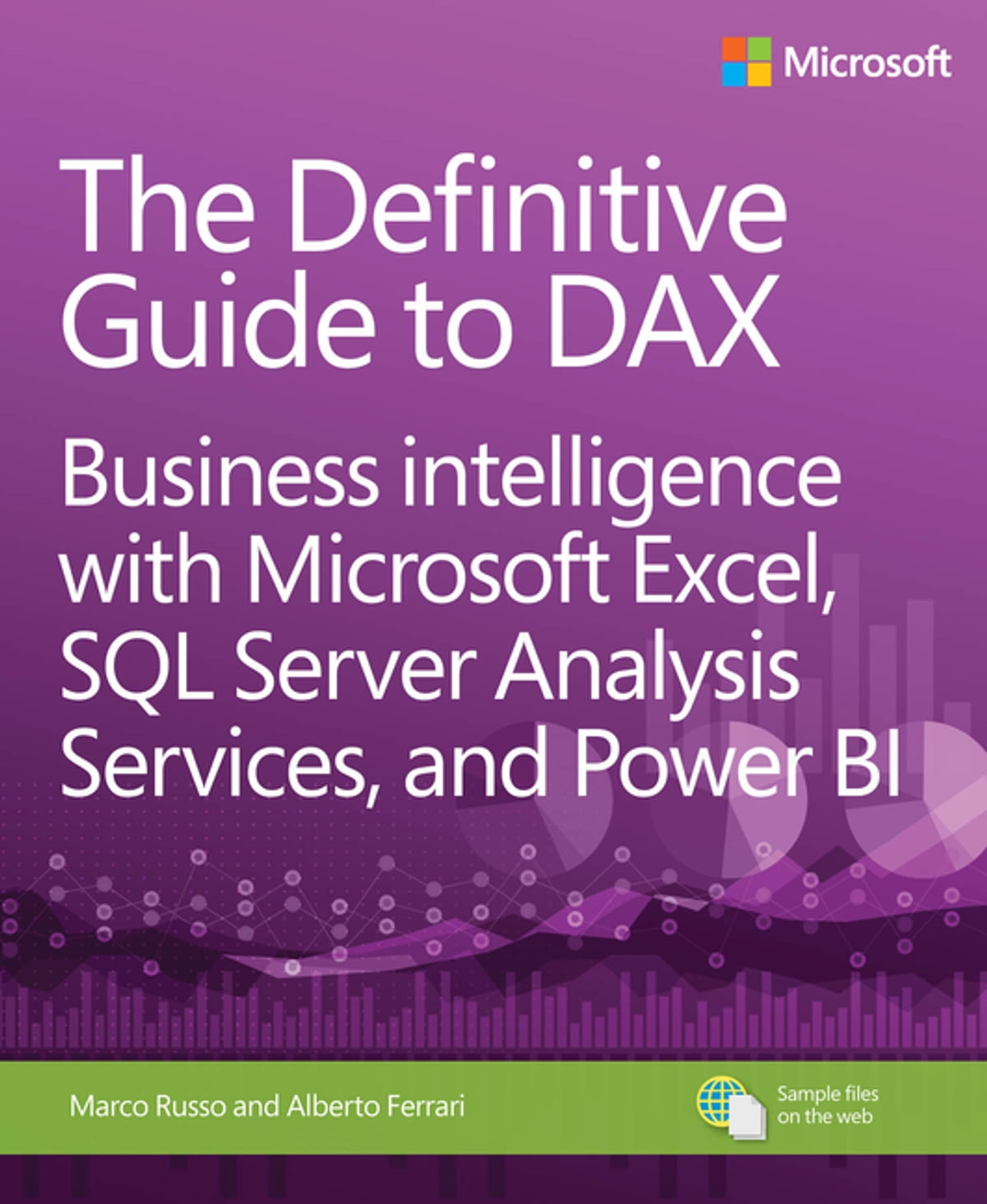 The Definitive Guide to DAX - Business intelligence with Microsoft Excel, SQL  Server Analysis Services