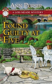 Found Guilty at Five ebook by Ann Purser
