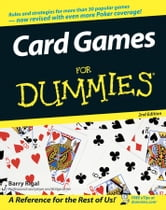 Card Games For Dummies ebook by Barry Rigal