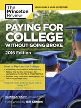 Paying for College Without Going Broke, 2016 Edition ebook by Princeton Review,Kalman Chany