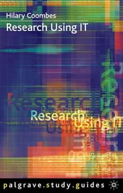 Research Using IT ebook by Hilary Coombes